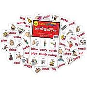 Barker Creek PCS® Learning Magnets®, 90 Verbs (LM3000)