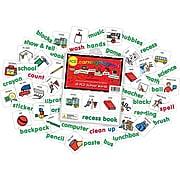 Barker Creek PCS® Learning Magnets®, 45 School Words (LM3030)