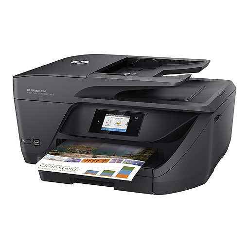 HP OfficeJet 6962 Wireless All-in-One Color Inkjet Printer