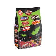 Mars Chocolate Favorites & More! Halloween Candy Variety Mix, 127.78 Oz., 350 Pieces/Bag (381301)