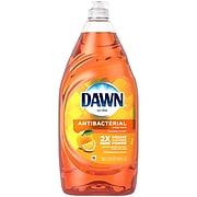 DAWN Ultra Antibacterial Liquid Hand Dish Washing Soap, Orange Scent, 40 oz (91092)