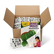 Crayola Model Magic White Classpack, 1-oz. Packages, White, 75/Pk (23-6001)