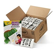 Crayola Model Magic White Classpack, 1-oz. Packages, White, 75/Pk (23-6001)