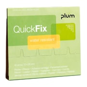 Plum Quickfix Waterproof Bandage Dispenser Refill, 2 Pack (5511-2)