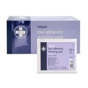 "Reliance Medical Relipad Dressing Pad, 3"" x 3"", Box of 100 (382BX)"