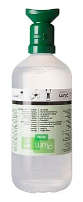 Plum Saline Eyewash Bottle 33.8 oz, 6 Pack (45971-6)
