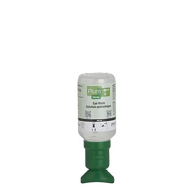 Plum Saline Eyewash Bottle, 6.8 oz, Pack of 2 (45991-2)