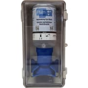 Plum Mini Chemical Eyewash Station (46502)