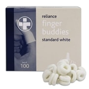 Reliance Medical Finger Bandages, Box of 100 (691BX)