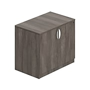 """Offices to go 29.5"""" Laminate Storage Cabinet with Lock with 1 Shelf, Artisan Gray (TDSL3622SCAGL)"""