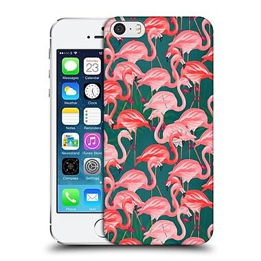 Official Mark Ashkenazi Flamingo Tropic Hard Back Case For Apple Iphone 5 / 5S / Se