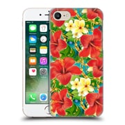 Official Mark Ashkenazi Tropical Hibiscus Hard Back Case For Apple Iphone 7