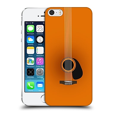Official Mark Ashkenazi Music Guitar Minimal Hard Back Case For Apple Iphone 5 / 5S / Se