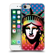 Official Mark Ashkenazi Pop Culture Liberty Hard Back Case For Apple Iphone 7