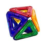 Magformers Creator ABS Plastic Block Set, Assorted Colors, 14/Set (63311)