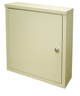Omnimed Heavy Gauge Steel Wall Storage Cabinet Beige (291610-BG)