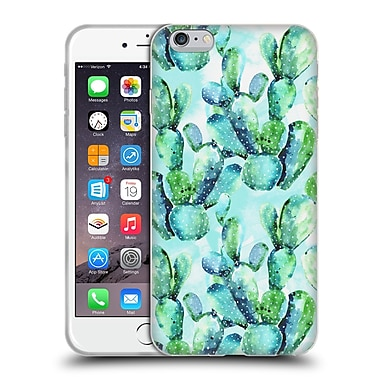 Official Mark Ashkenazi Banana Life Cactus Soft Gel Case For Apple Iphone 6 Plus / 6S Plus