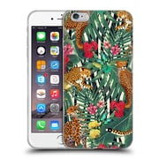 Official Mark Ashkenazi Banana Life Geometric Tropical Tiger Soft Gel Case For Apple Iphone 6 Plus / 6S Plus