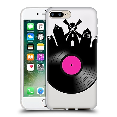 Official Mark Ashkenazi Music Amsterdam Soft Gel Case For Apple Iphone 7 Plus