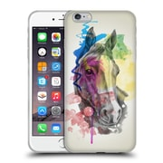 Official Mark Ashkenazi Animals Horse Soft Gel Case For Apple Iphone 6 Plus / 6S Plus