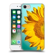 Official Mark Ashkenazi Florals Sunflowers Hard Back Case For Apple Iphone 7