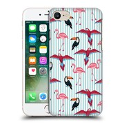 Official Mark Ashkenazi Flamingo Tropic Mood Hard Back Case For Apple Iphone 7