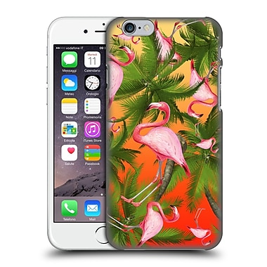 Official Mark Ashkenazi Flamingo Pattern Hard Back Case For Apple Iphone 6 / 6S