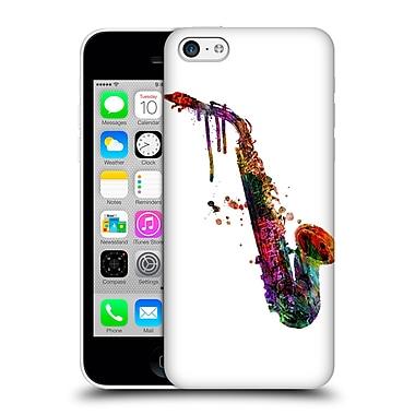 Official Mark Ashkenazi Music Saxophone Hard Back Case For Apple Iphone 5C