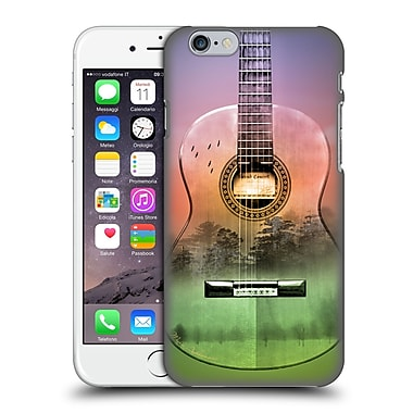 Official Mark Ashkenazi Music Map Hard Back Case For Apple Iphone 6 / 6S