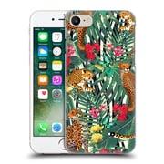 Official Mark Ashkenazi Banana Life Geometric Tropical Tiger Hard Back Case For Apple Iphone 7