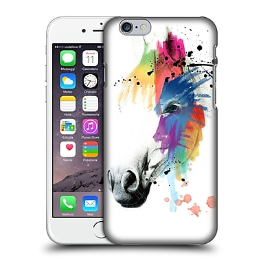 Official Mark Ashkenazi Animals Horse Portrait Hard Back Case For Apple Iphone 6 / 6S