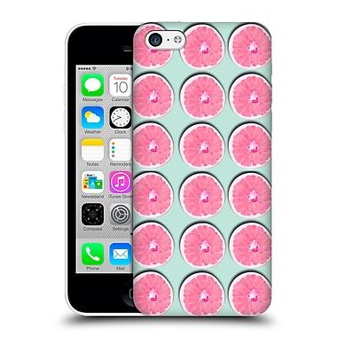 Official Mark Ashkenazi Patterns Grapefruit Hard Back Case For Apple Iphone 5C