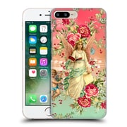 Official Mark Ashkenazi Florals Angels Hard Back Case For Apple Iphone 7 Plus