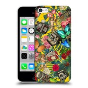 Official Mark Ashkenazi Banana Life Tropic Fun Vintage Yellow Hard Back Case For Apple Iphone 5C