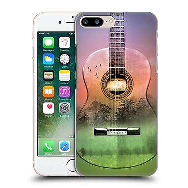 Official Mark Ashkenazi Music Map Hard Back Case For Apple Iphone 7 Plus