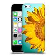 Official Mark Ashkenazi Florals Sunflowers Hard Back Case For Apple Iphone 5C