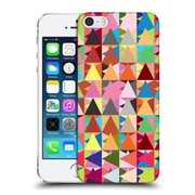 Official Mark Ashkenazi Patterns Triangles Hard Back Case For Apple Iphone 5 / 5S / Se