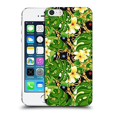 Official Mark Ashkenazi Tropical Elegant Hard Back Case For Apple Iphone 5 / 5S / Se