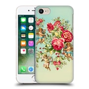 Official Mark Ashkenazi Florals Roses Hard Back Case For Apple Iphone 7