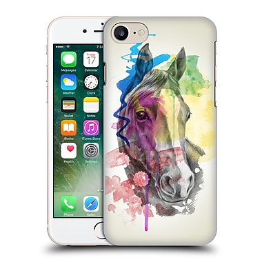 Official Mark Ashkenazi Animals Horse Hard Back Case For Apple Iphone 7