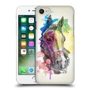 Official Mark Ashkenazi Animals Horse Hard Back Case For Apple Iphone 7