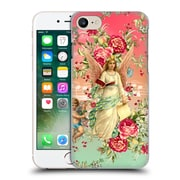 Official Mark Ashkenazi Florals Angels Hard Back Case For Apple Iphone 7