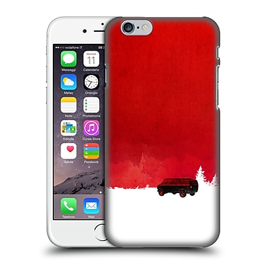 Official Robert Farkas Landscapes Waiting In The Van Hard Back Case For Apple Iphone 6 / 6S