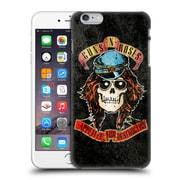 Official Guns N' Roses Vintage Rose Hard Back Case For Apple Iphone 6 Plus / 6S Plus
