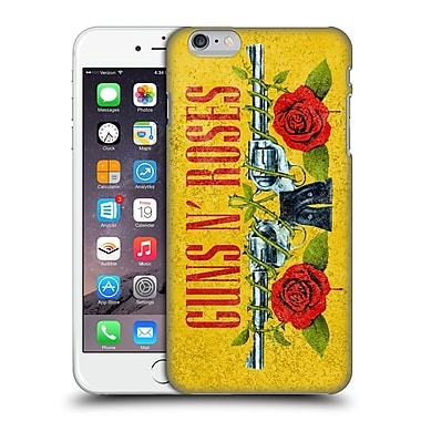 Official Guns N' Roses Vintage Pistols Hard Back Case For Apple Iphone 6 Plus / 6S Plus