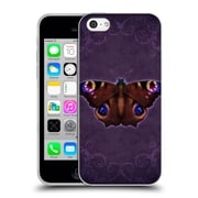 Official Brigid Ashwood Winged Things Peacock Butterfly Soft Gel Case For Apple Iphone 5C