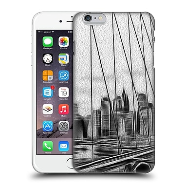 Official Haroulita Places 2 New York Hard Back Case For Apple Iphone 6 Plus / 6S Plus
