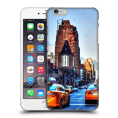 Official Haroulita Places New York Hard Back Case For Apple Iphone 6 Plus / 6S Plus