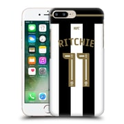 Official Newcastle United Fc Nufc 2016/17 Players Home Kit 1 Ritchie Hard Back Case For Apple Iphone 7 Plus