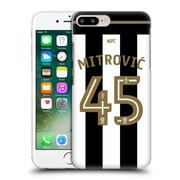 Official Newcastle United Fc Nufc 2016/17 Players Home Kit 1 Mitrovic Hard Back Case For Apple Iphone 7 Plus